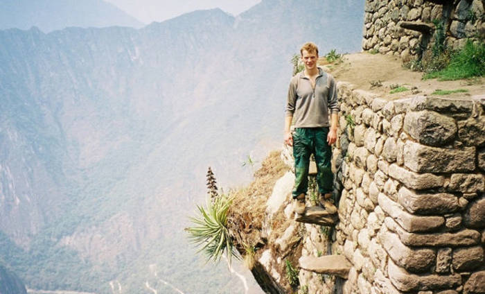 Дорога на гору Уайна-Пикчу