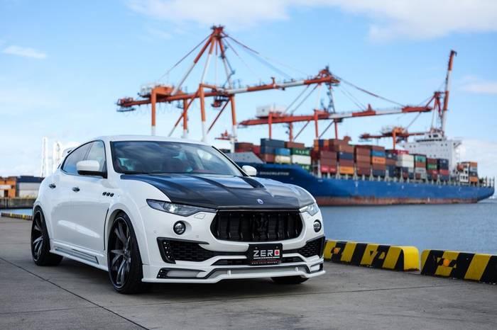 Zero Design Maserati Levante