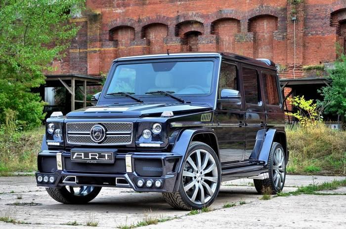 ART Mercedes-Benz G-Class (W463)