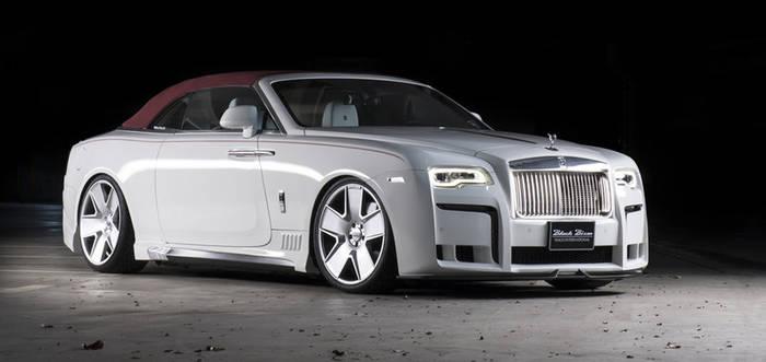 WALD Rolls-Royce Dawn Sports Line Black Bison Edition