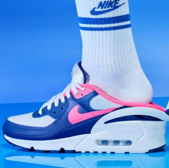 Расцветка Nike Air Max 90 FlyEase рождена коллаборацией братьев Хэтфилд в Nike Zoom PV III
