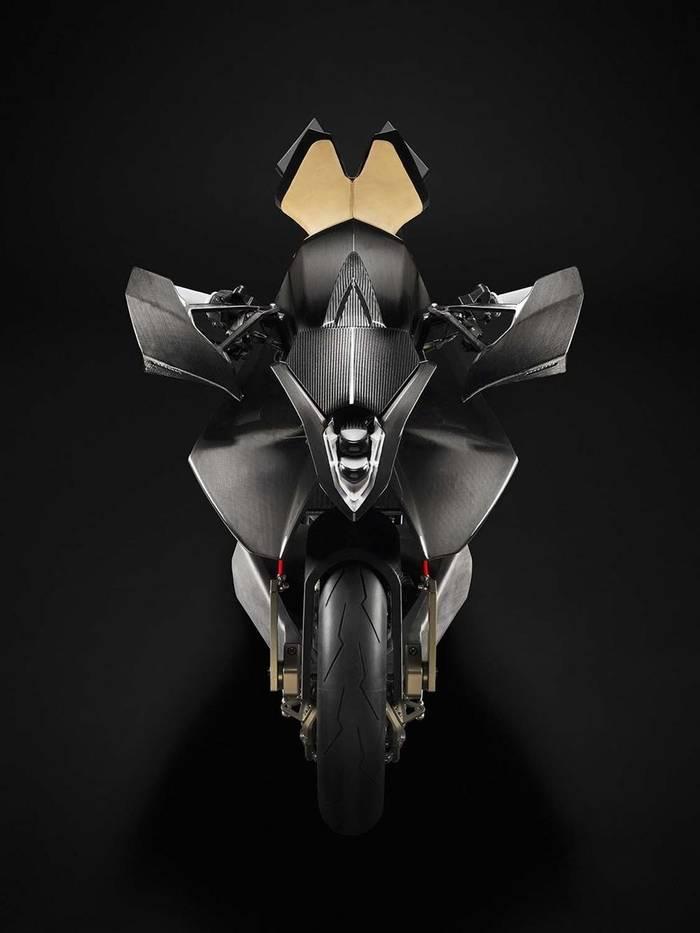 Топливный бак Ducati Vyrus Alyen на 11 литров