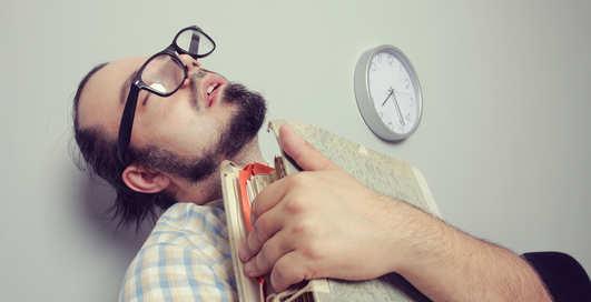 Много думаешь и вечно голодный: 7 факторов, мешающих быть продуктивным