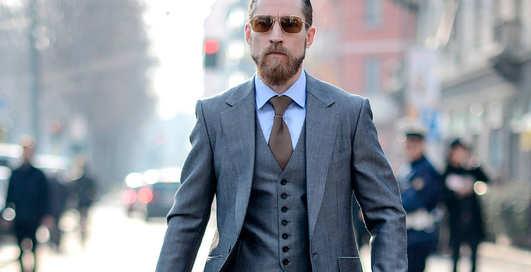 Мужские галстуки 2020: 21 модель на каждый день