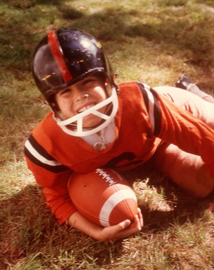 Футбол был самым популярным видом спорта