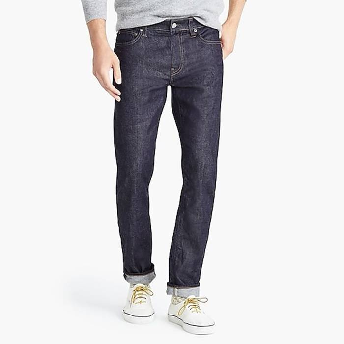 J.Crew 484 Slim-Fit Stretch Jeans for Men