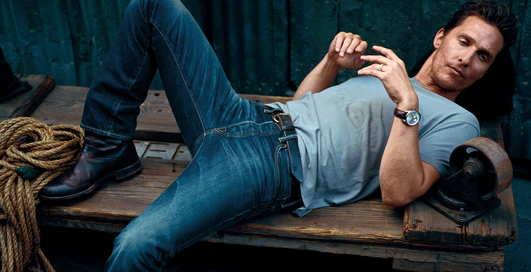 Мужские джинсы 2020: 25 модных брюк из денима