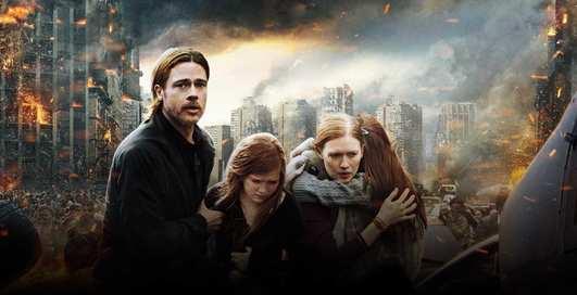 «Война миров Z» и Ко: 5 фильмов про апокалипсис для тех, кто на карантине