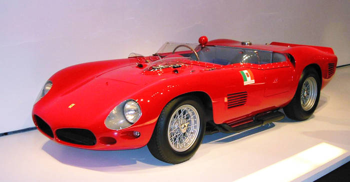 Ferrari 250 Testarossa 1957