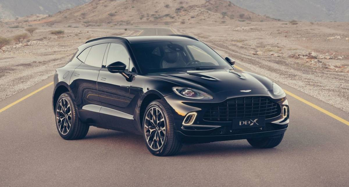 Aston Martin DBX: все, что стоит знать о люксовом кроссовере Джеймса Бонда