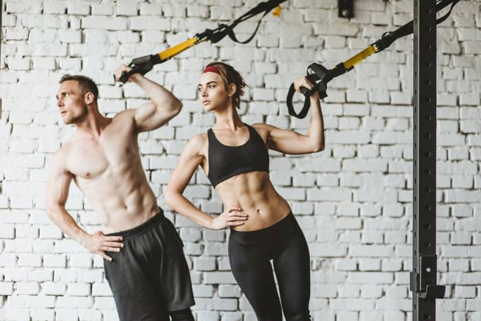 Тренируйся с партнером (или партнершей) — это мотивирует