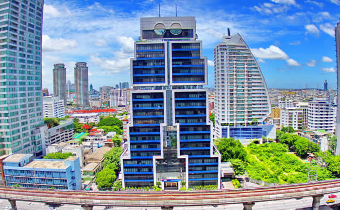 Robot building, Бангкок, Таиланд