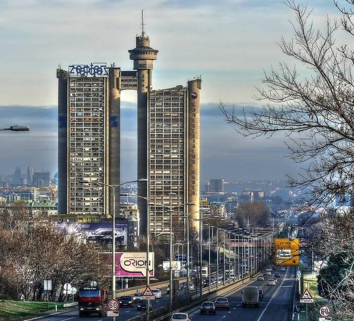 Genex Tower, Белград, Сербия