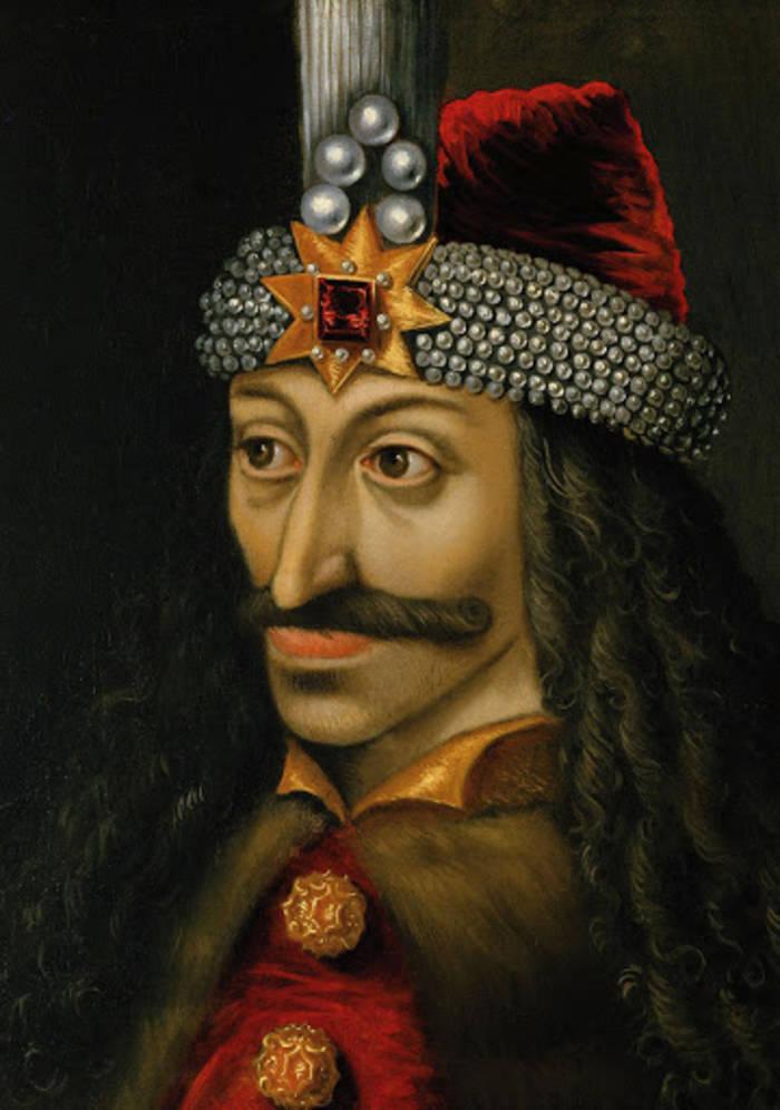Влад III Цепеш. Стал свидетелем того, как заживо хоронили его родного брата