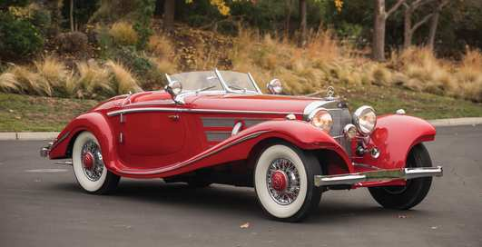 Со звездой на капоте: ТОП-10 самых редких и дорогих Mercedes-Benz