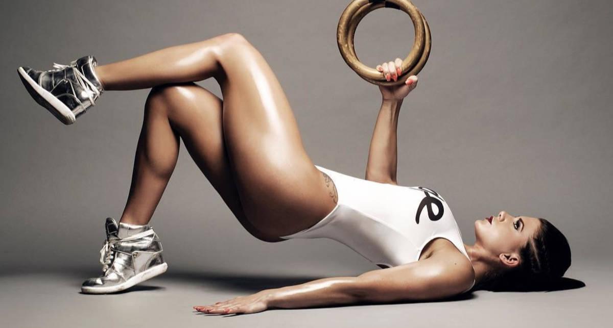 Красотка дня: фитнес-модель и духовный наставник Андрина Санторо