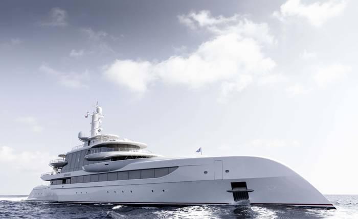 Данная Excellence — уже шестая яхта Херба Чемберса с таким названием