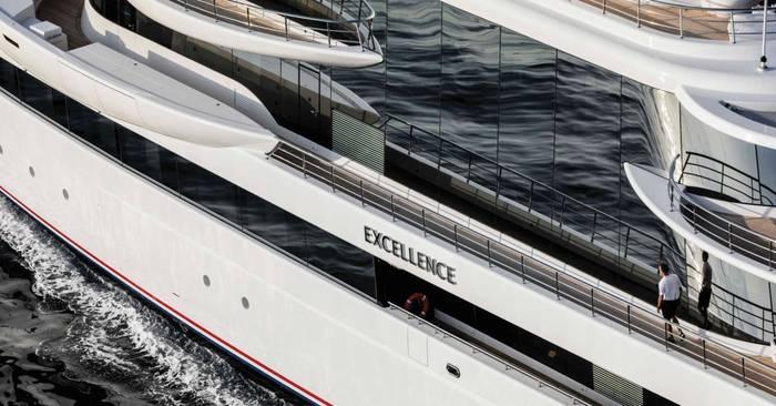Концепт Excellence от Abeking & Rasmussen появился в 2015 году