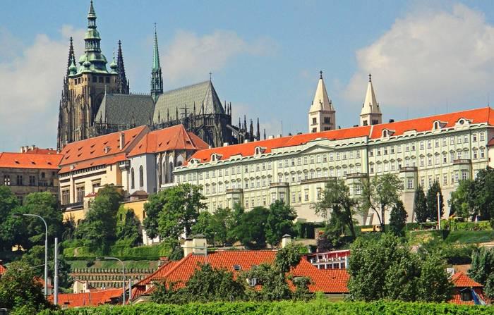 Пражский Град, Чешская Республика