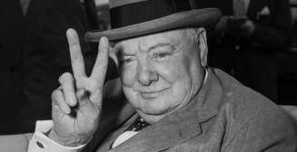 «Людям случается иногда натыкаться на правду»: правила жизни Уинстона Черчилля
