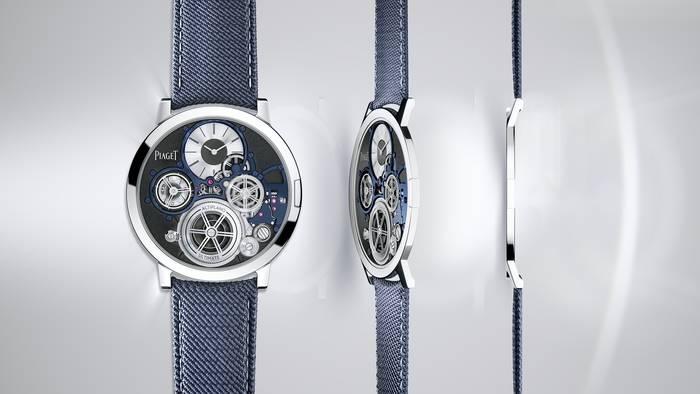 The Altiplano Ultimate Concept (AUC) от Piaget — одни из самых тонких наручных часов в мире