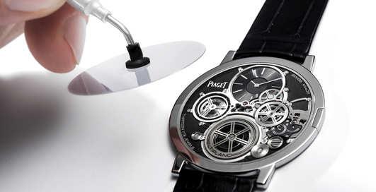 Тончайшая работа: механические часы The Altiplano Ultimate Concept (AUC) от Piaget