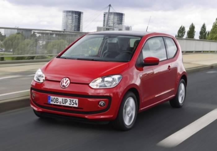 2012 – Volkswagen up!
