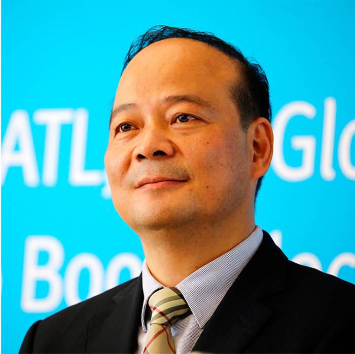 Основатель образовательного стартапа Offcn Education Technology Ли Юнсинь