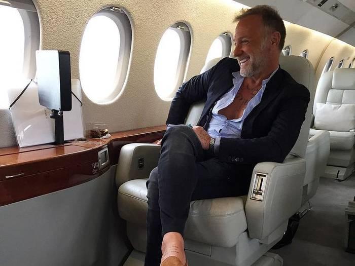 Итальянский миллиардер Джанлука Вакки
