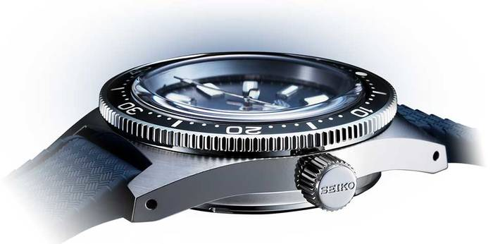 Seiko Prospex Diver. Толщина корпуса - 39,9 мм