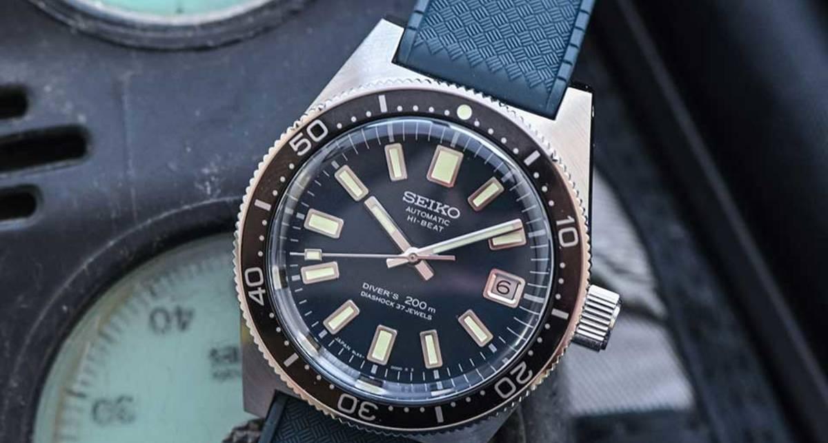 Для стильных дайверов: Seiko Prospex Diver — новая версия культовых часов