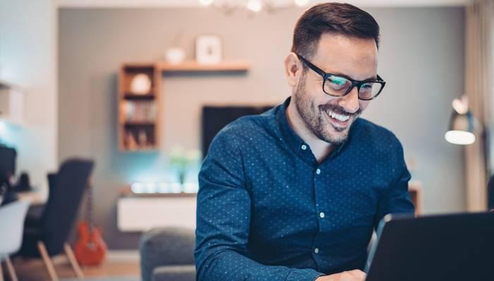Как сделать рабочее место дома комфортным — позаботься о том, чтобы было достаточно света