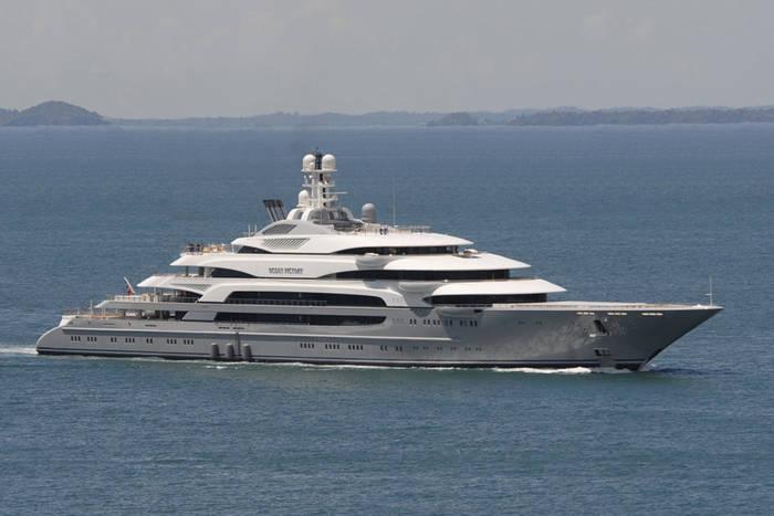 Ocean Victory (140 м), Fincantieri