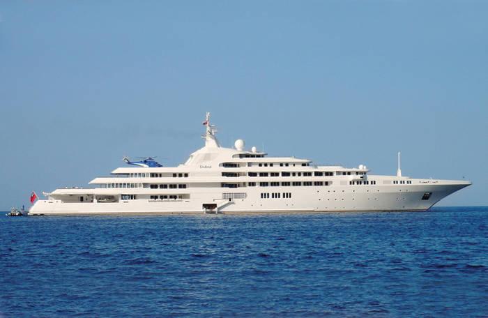 Dubai (162 м), Platinum Yachts