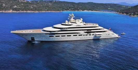 Продаем поштучно: 25 самых больших и уникальных яхт в мире