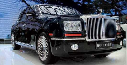 Отличная подделка: 10 шедевров автомобильного плагиата