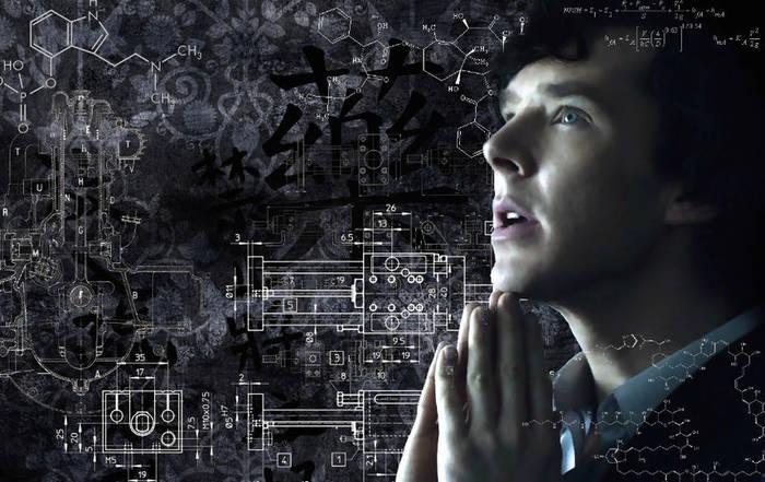 Чертоги разума («Шерлок»). Согласно сериалу, убежище находится в твоей голове