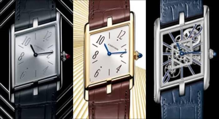 Cartier Privé Tank Asymétrique — попытка напомнить миру о хорошем часовом искусстве