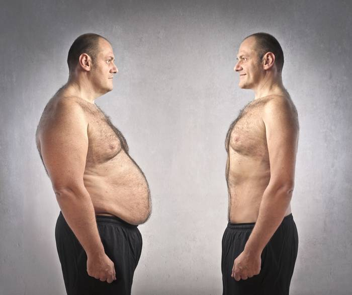 Набрать жирка легче, чем накачать мышцы — но только тем, кто чихал на спорт