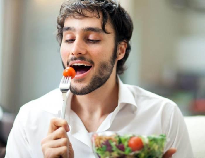 Не забывай о пользе овощей и фруктов