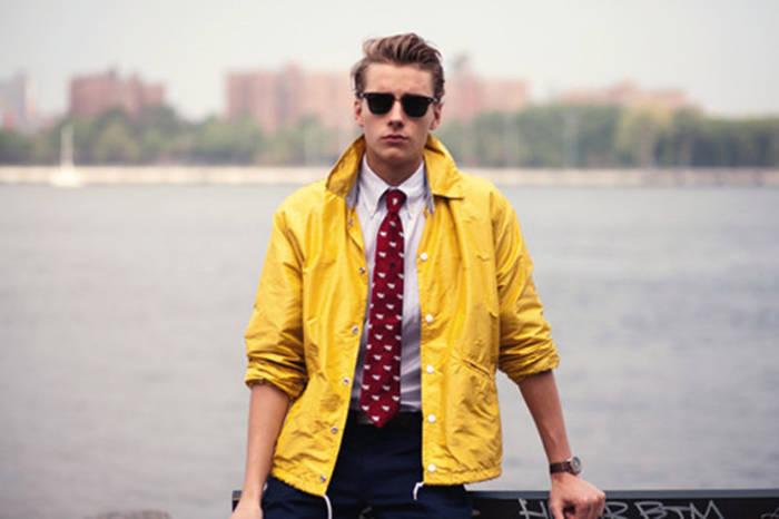 Как выбирать мужской дождевик — следи за тем, чтобы у него были вентилирующие отверстия