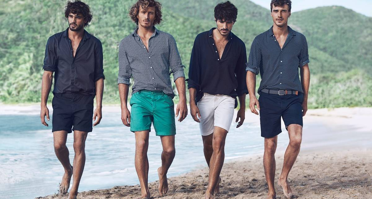 Символ лета: как выбрать мужские шорты