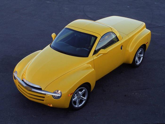 Chevrolet SSR (2004−2006)