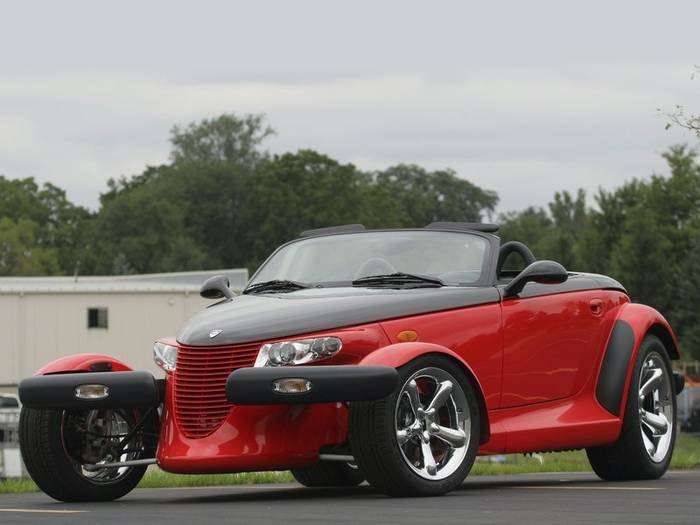 Plymouth Prowler (1997—2002)
