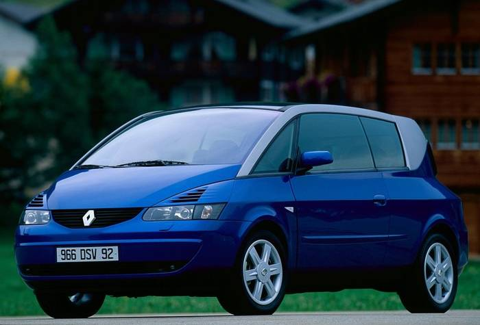 Renault Avantime (2001−2003)
