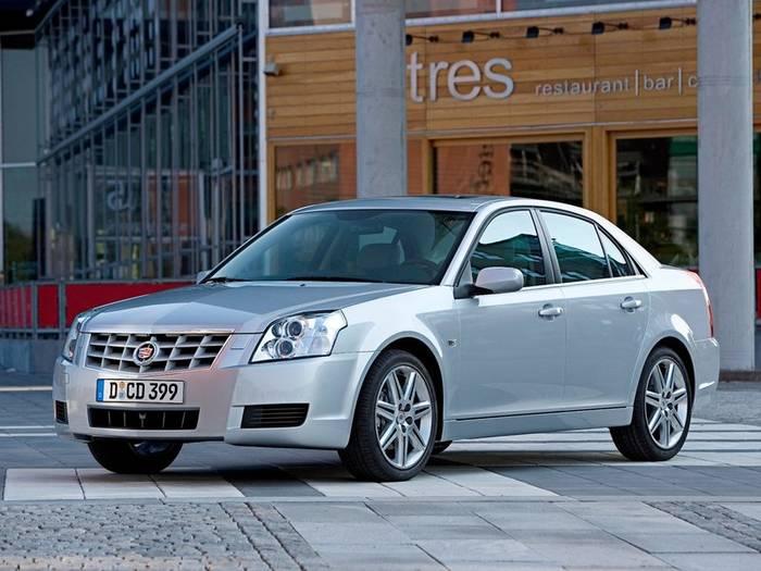 Cadillac BLS (2005−2010)