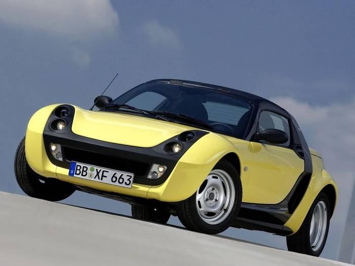 Smart Roadster (2003−2005)