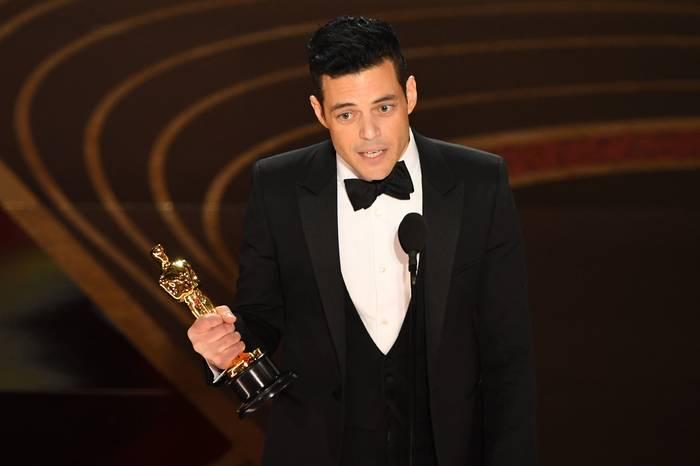 Рами Малек получил «Оскар» за главную роль в «Богемной рапсодии»