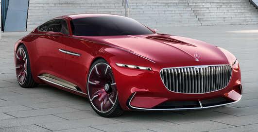 Пафосные и элегантные: 10 самых дорогих автомобилей Maybach