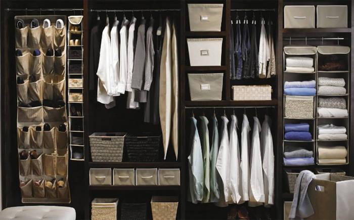 Идеального порядка в шкафу добиться сложно, но возможно